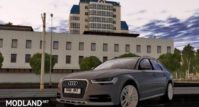 Audi A6 Allroad [1.5.8]